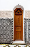 Small Moroccan Doorway Stock Photography