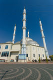 A small mosque in the coastal village Royalty Free Stock Photo