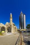 The small mosque, Haifa Royalty Free Stock Images