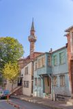 Small Mosque in Istanbul Royalty Free Stock Photos