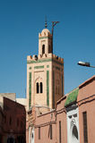 Small Mosque In Marrakech Royalty Free Stock Photo