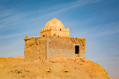 Small Mosque in Tabourahte, Morocco Stock Image