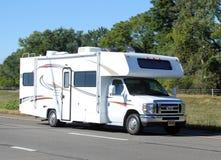 Free Small Motor Home Recreational Vehicle Stock Photo - 60910890