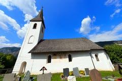 Small Mountain Church - Oberschutt Austria Stock Photography