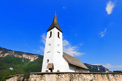 Small Mountain Church - Oberschutt Austria Stock Photography
