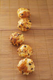 Small muffins Stock Photo