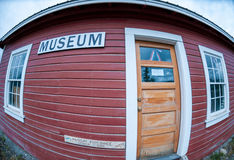 Small museum Royalty Free Stock Photos