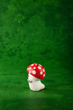 Small mushroom Stock Photography