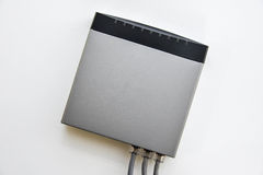 Small network switch Royalty Free Stock Photos