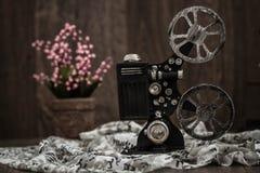 Small Nostalgic Decorative Film Camera Royalty Free Stock Image