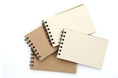 Small Note Books Royalty Free Stock Photo