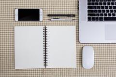 Small notebook Stock Photos