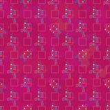 Small objects geometric seamless pattern Stock Photos