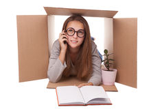 Small office Stock Photography