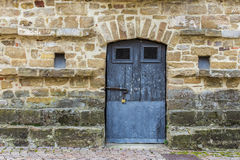 Small old door Royalty Free Stock Images