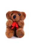 Small old teddy bear Royalty Free Stock Photo