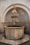 Small Onofrio fountain Royalty Free Stock Photo