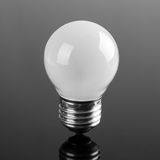 Small opaque bulb Royalty Free Stock Photography