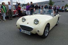 A small open sports car Austin-Healey Sprite Mark I Royalty Free Stock Photography