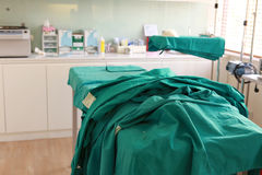 Small operating room Stock Photography