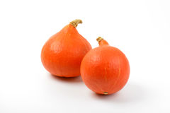 Small orange pumpkins Royalty Free Stock Photography