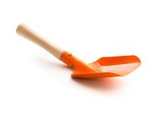 Small orange shove Stock Photography