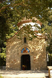 Small Orthodox chapel., Bulgaria. Stock Photo