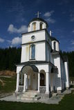 Small orthodox church Stock Images
