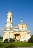 Small orthodox church - Colomna Stock Image