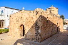 Small orthodox church on Cyprus Royalty Free Stock Photos