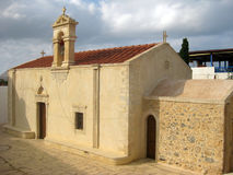 Small Orthodox Church in Greece Stock Photography