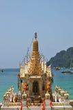 A small pagoda Royalty Free Stock Photos