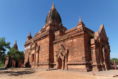 Small pagoda in Bagan Royalty Free Stock Image