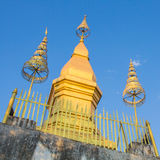 Small Pagoda in Luang Prabang, Laos Royalty Free Stock Image