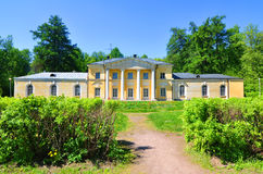 Small Palace `Caprice` in Arkhangelskoye Estate Museum. Moscow Region, Russia Stock Images