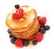 Small pancakes Stock Image