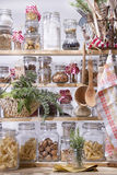 Small Pantry stock photography