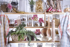 Small Pantry Stock Image