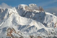 A small part of the Dolomite Stock Images