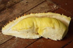 Small part of Durian Royalty Free Stock Photography