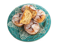 Small pastiere Royalty Free Stock Image