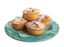 Small pastiere Royalty Free Stock Photos