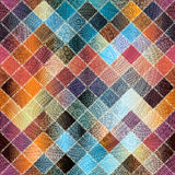 Small patchwork Stock Image