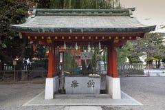 Small pavilion,Japan stock photo