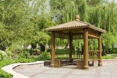 Small pavilion. In park, Tehran, Iran Royalty Free Stock Image