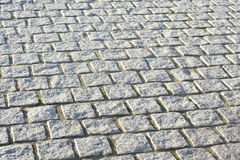 small Paving blocks Stock Photos