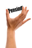 Small pension Stock Photos
