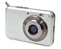 Small photo camera Stock Image