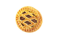 Small Pie Royalty Free Stock Photography