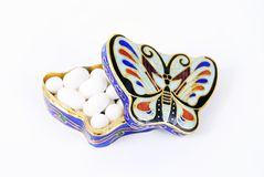 Small Pill Box Stock Images